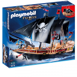 Playmobil 6678_Pirate Raiders' Ship