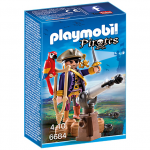 Playmobil 6684_Pirate Captain