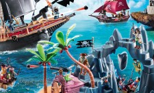 Playmobil Pirates sætter sejl på ny