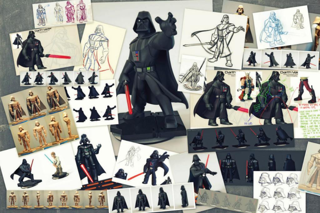Sådan designes figurerne til Disney Infinity (1)