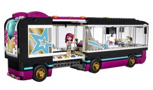 Pop Star Tour Bus Lego Friends (2)