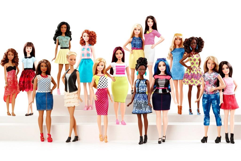 Barbie – nu med former! (2)