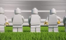 Fodboldspillere og Disney-figurer som Lego Minifigurer