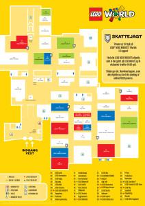 Klik på billedet for at se et kort over alle aktiviteterne på Lego World.