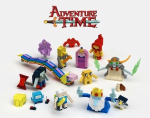 Lego Adventure Time (1)
