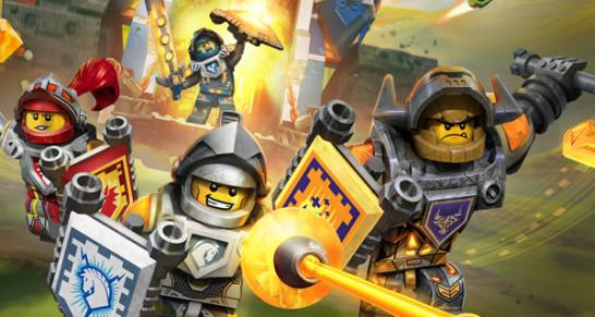 Nexo Knights Thump