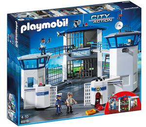 Vind politihovedkvarteret fra Playmobil