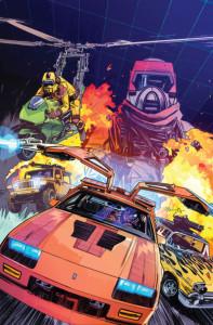 Hasbro relancerer legetøjsklassikeren M.A.S.K. (1)