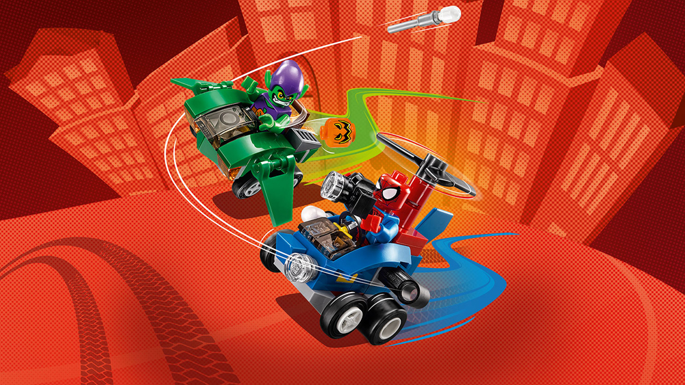 Lego Mighty Micros Spider-Man Green Goblin