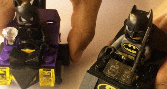 Lego Mighty Micros thump