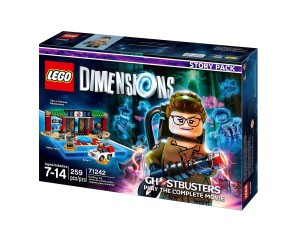 Lego Dimensions Ghostbusters (1)