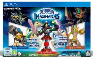 Skylanders Imaginators startpakke