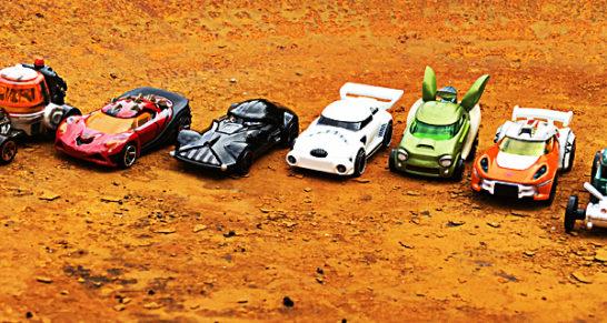 Star Wars Mattel Hotwheels