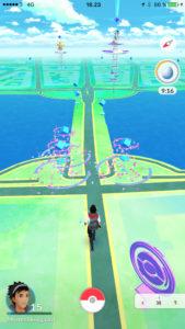 Pokémon Go PokéStops Dronning Louises Bro