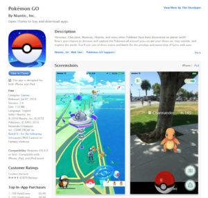 Pokémon Go Danmark