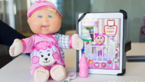 Cabbage Patch Kids Baby - So Real (1)